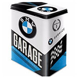 BMW - Garage Metal Kutu