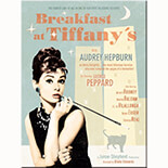 Breakfast at Tiffany's Blue Magnet  - 14262
