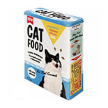 Cat Food Metal Kutu - 30320