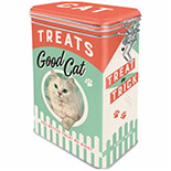 Cat Treats Good Boy Metal Kutu - 31107