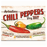 Chili Peppers Magnet  - 14290