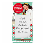 Coca-Cola Diner Lady Not Defteri - 84037