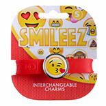 Emoji Face Throwing a Kiss Jumbo 1 Bileklik - 9241