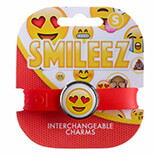 Emoji Smiling Shaped Eyes Jumbo 1 Bileklik - Mediu - 9240