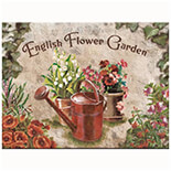 English Flower Magnet 1 - 14265