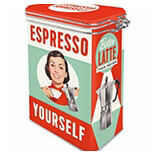 Espresso Yourself Metal Kutu - 31104