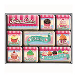 Fairy Cakes- Delicious Magnet Set  - 83055