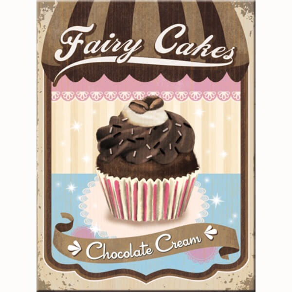 Fairy Cakes Magnet Dikey 2