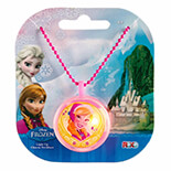 Frozen Anna Light Up Kolye - 7902