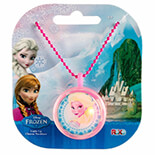 Frozen Elsa Light Up Kolye - 7901