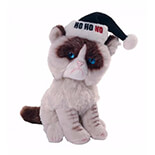 Grumpy Cat Holiday Beanbag Peluş  - 4053803