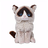 Grumpy Cat Mini Peluş  - 4046082