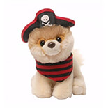 Itty Bitty Boo Pirate Boo Peluş  - 4056234