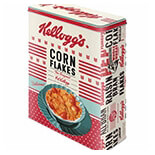Kellogg's Flakes Collage Metal Kutu - 30324