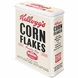 Kellogg's Retro Package Metal Kutu - 30303