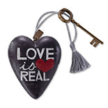 Love Is Real Art Heart  - 1003480010