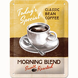 Morning Blend Metal Pano  - 26127