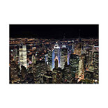 New York City at Night 50 x 70 cm - FP05464