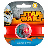SW Boba Fett Light Up Bileklik-2 - 7791