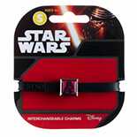 SW  Darth Vader Square Bileklik Medium-1 - 8014