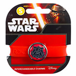 SW Icons Darth Vader Jumbo 1 Bileklik - Medium - 7682