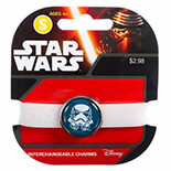 SW Icons Stormtrooper Jumbo 1 Bileklik - Medium - 7690