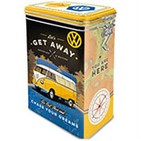 VW Get Lost Metal Kutu - 31102