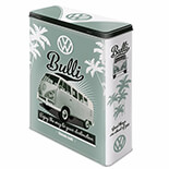 VW Retro Bulli Metal Kutu - 30315